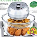 La mejor freidora sin aceite BIG BOSS 1300-Watt Oil-Less Fryer