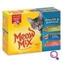 comida para gatos seca Meow Mix Tender Favorites