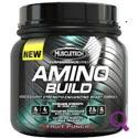 Suplementos de aminoacidos ramificados Muscletech Amino Build