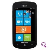 Mejores celulares Windows 7 Samsung Focus I917