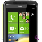 Mejores celulares Windows HTC HD7 Unlocked