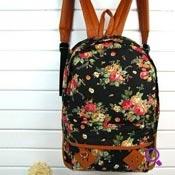 Mejores mochilas para mujeres Women girl lady Fashion Vintage