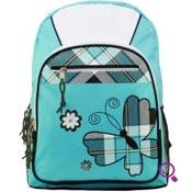 Mejores mochilas para niñas: Bookbag Butterfly