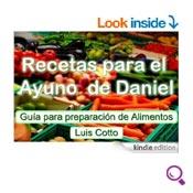 Mejores Libros De Dietas del 2014: Recetas para el Ayuno de Daniel