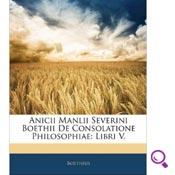 Mejores libros de diseño interior del 2014: Anicii Manlii Severini Boethii De Consolatione Philosophiae: Libri V.