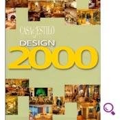 Mejores libros de diseño interior del 2014: Casa & Estilo Internacional Design 2000