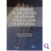 Mejores libros de economía: La elaboración del plan estratégico a través del Cuadro de Mando Integral