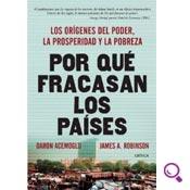 Mejores libros de economía: Por qué fracasan los países