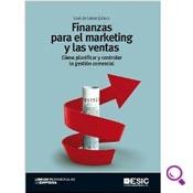 Mejores libros de finanzas: Finanzas para el marketing y las ventas. Cómo planificar y controlar la gestión comercial